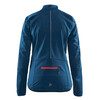 Craft Rime hardloopjas Dames rood/blauw